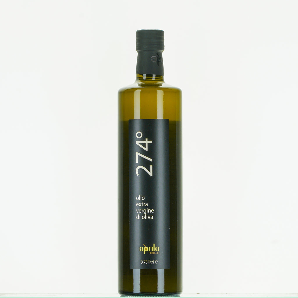 EXTRA VIRGIN OLIVE OIL 274 ° lt.0,750