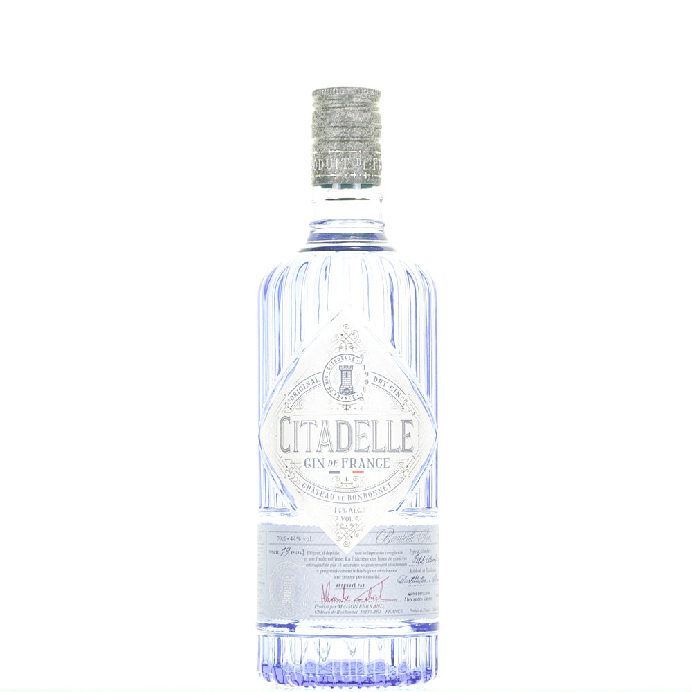 GIN CITTADELLE LONDON DRY GIN 44ᄚ ml 700