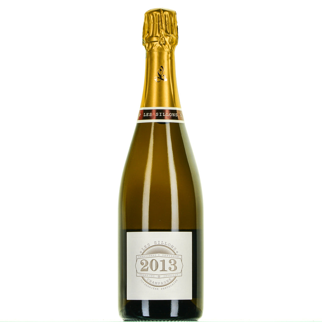 CHAMPAGNE LES SILLONS 2013 EXTRA BRUT lt.0,750