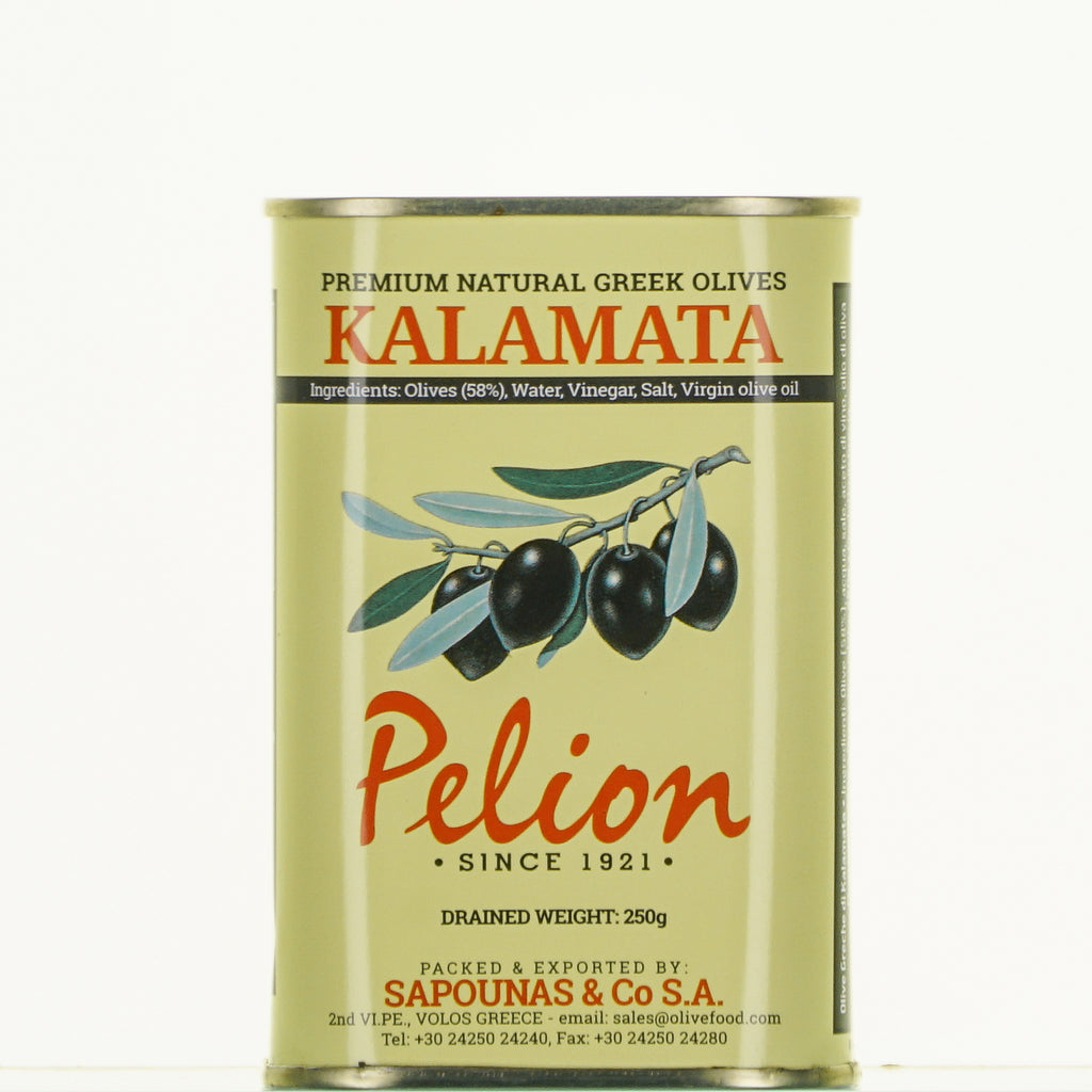 GREEK OLIVE KALAMATA of 250g