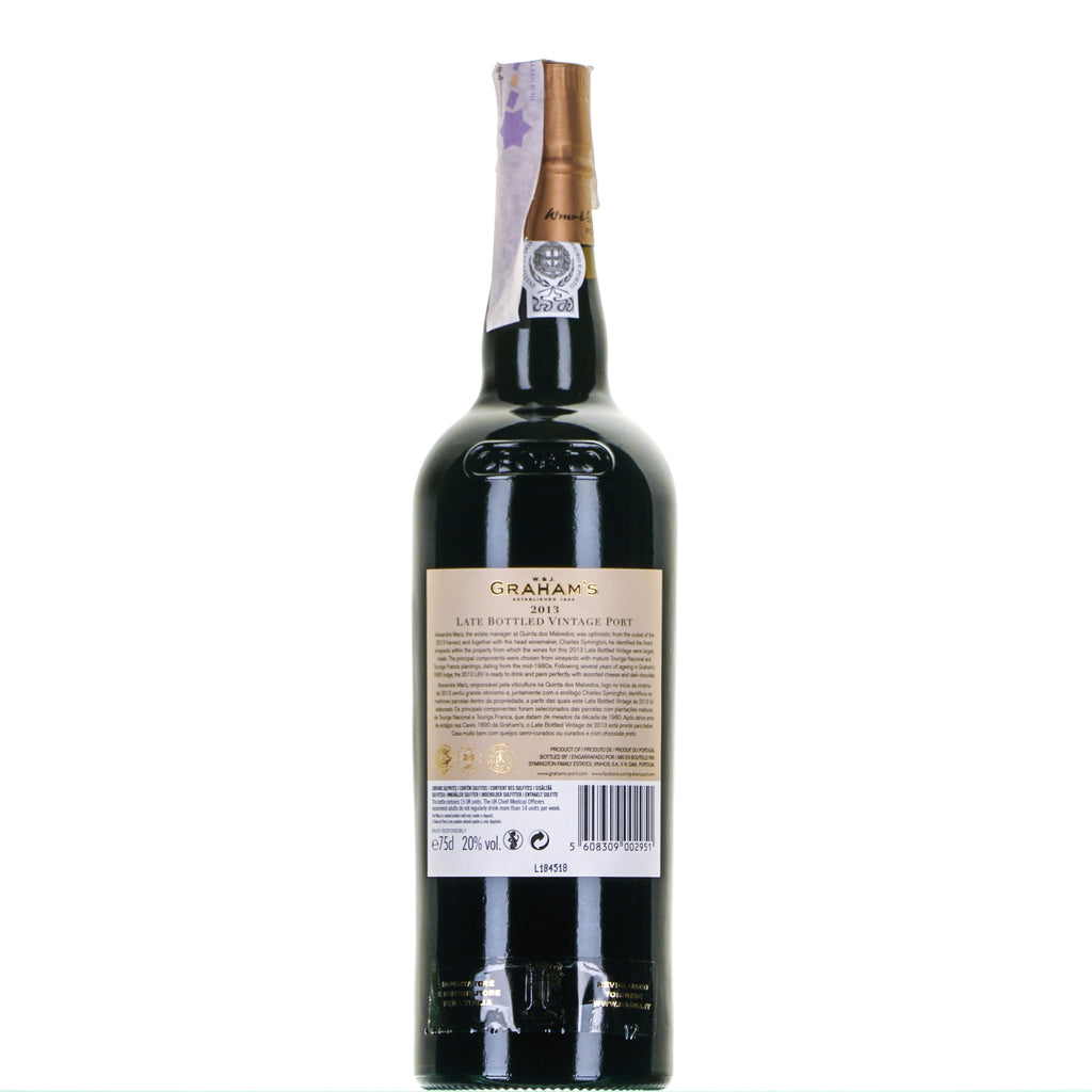 PORTO LATE BOTTLED VINTAGE 2013 lt.0,750