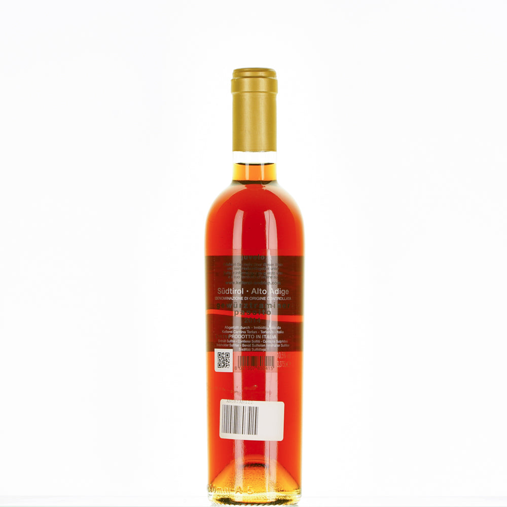 JUVELO A.A.Gewurztraminer Passito 2013 lt 0,375