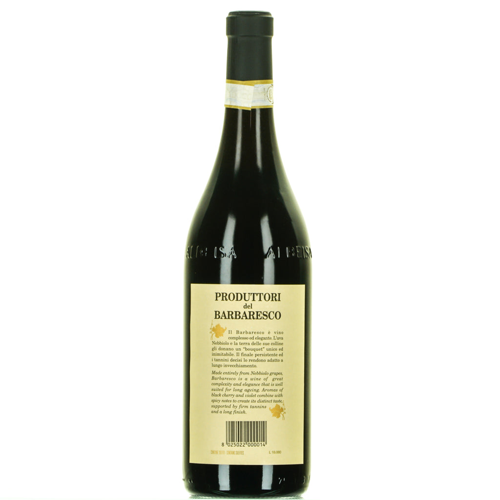 BARBARESCO 2015 DOCG lt.0,750
