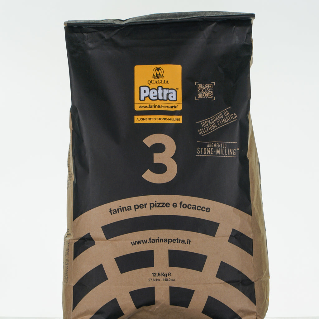 PETRA 3 FLOUR FOR PIZZA AND CAKES 12.5kg