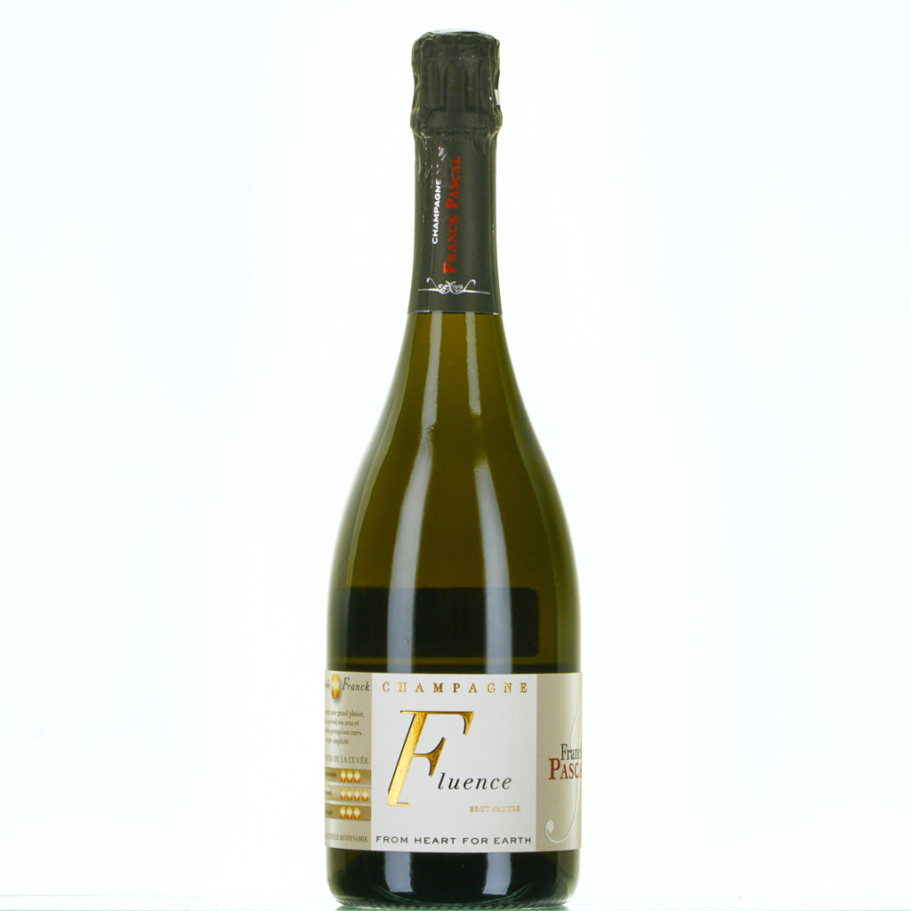 CHAMPAGNE FLUENCE BRUT NATURE lt.0,750