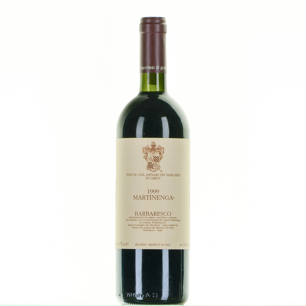 MARTINENGA Barbaresco DOCG 1999 lt 0.750