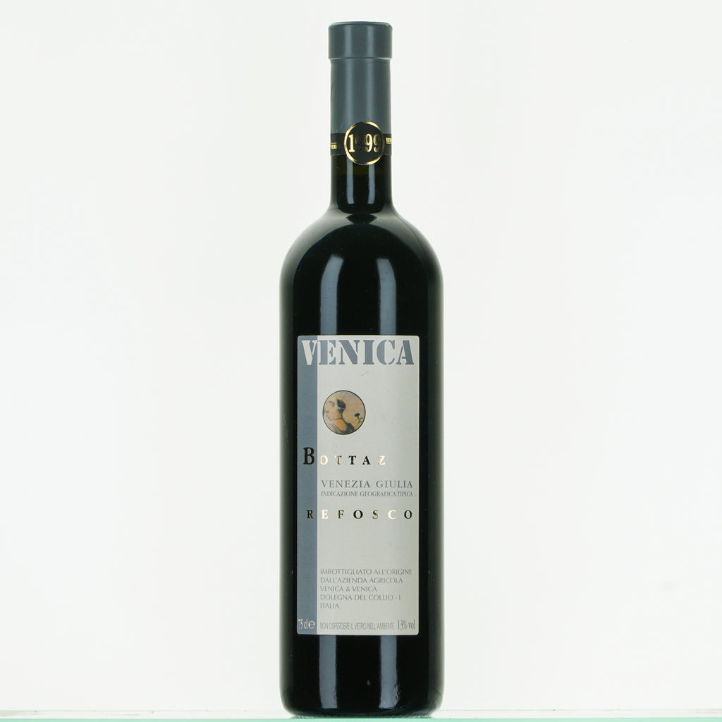 REFOSCO BOTTAZ 1999 IGT lt.0,750