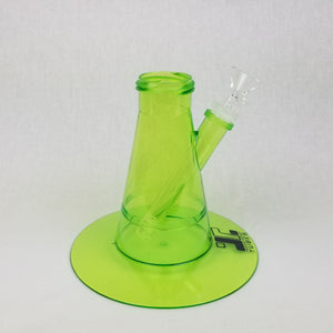 Flask Base w/ Glass