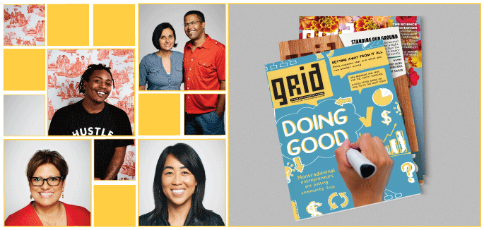 Subscription to Grid Magazine