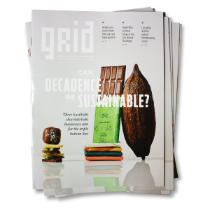 20 Back issues of Grid delivered