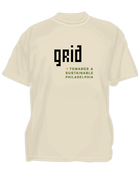 Traditional Logo T-shirt (Natural)