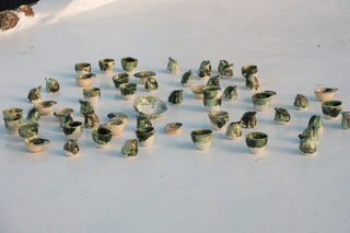 Out of the Kiln:</br>The Green Variations Collection