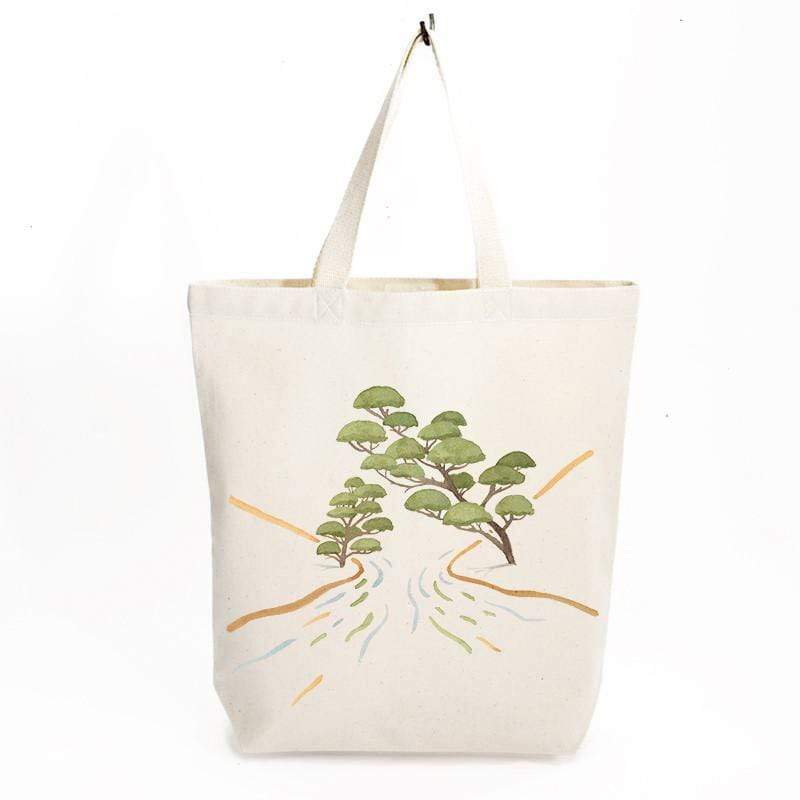 The Giving Tree Tote Bag - ROWSE beauty - cosmetics - skin care