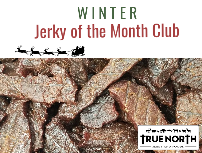 Featuring our Jerky of the Month Club