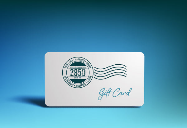 Gift Cards / Account Top-Up