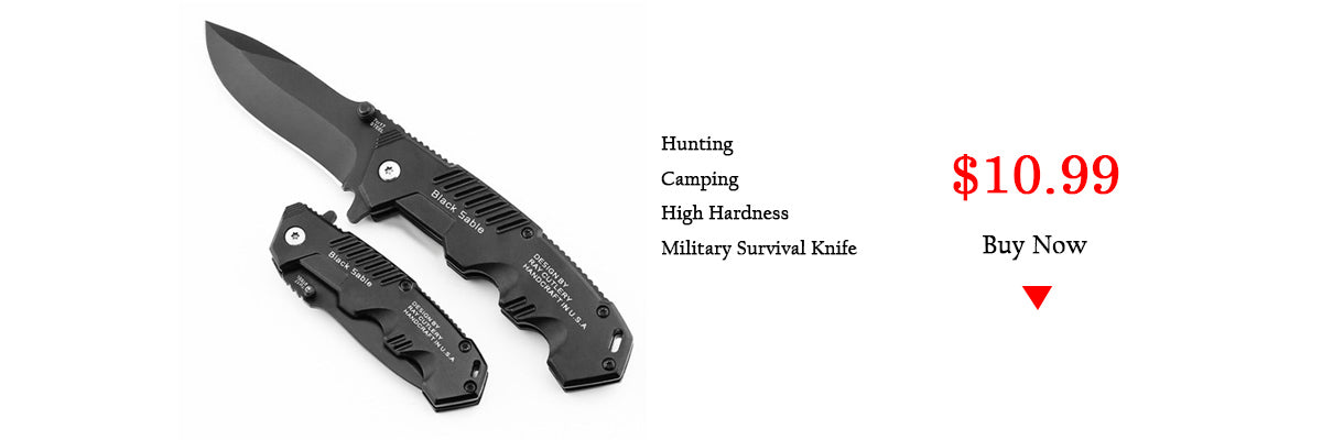 outdoor tactical knives