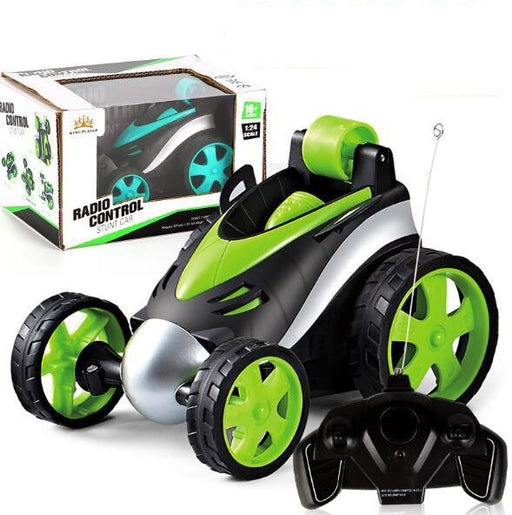360 Degree Radio Control Tumbling RC Stunt Car-ZHENDUO