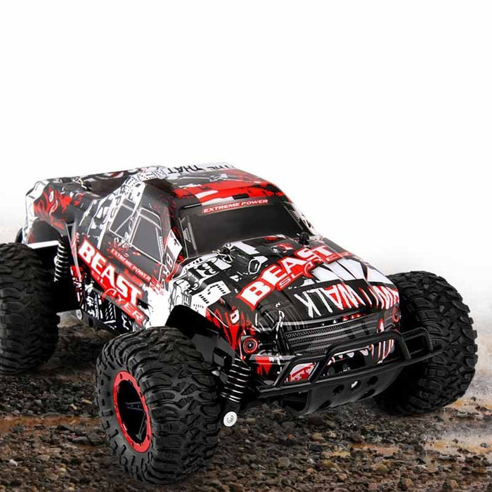 DeerMan 1:16 2.4G Cross Country RC Off-Road Vehicle-ZHENDUO