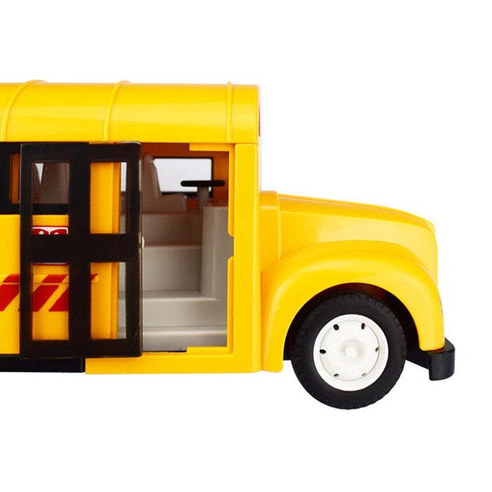 Double Eagle E626-001 RC School Bus-ZHENDUO