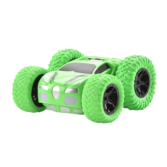2.4G Double-sided RC Car 360-degree High-speed Rotation Stunt Tumbling Children's Toy-ZHENDUO