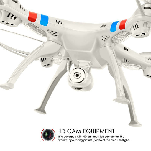 SYMA X8C Venture 2.4G 4-Channel RC Quadcopter-ZHENDUO