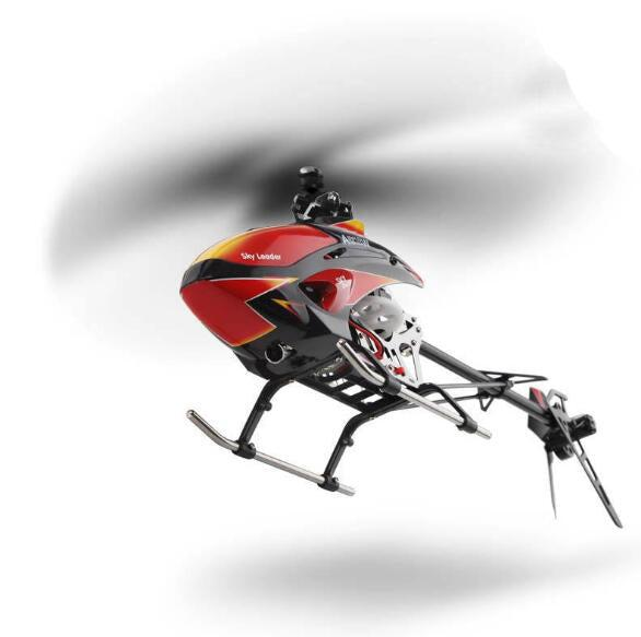 Wltoys V913 2.4G 4CH RC Helicopter-ZHENDUO