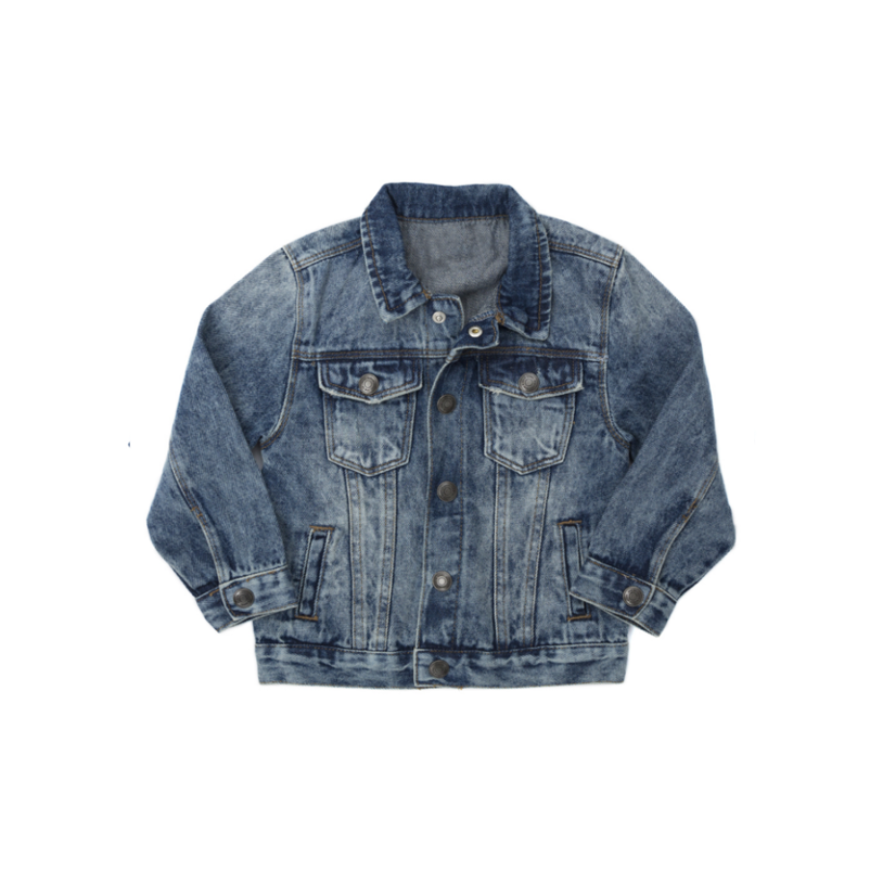 Hendrix Denim Jacket