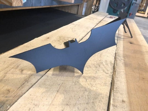 Batman Trailer Hitch Cover