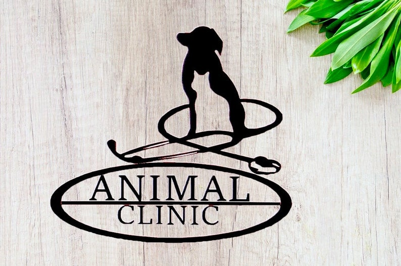 Animal Clinic Sign