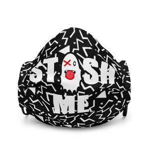 Stash Me - Ghost Premium Face Mask