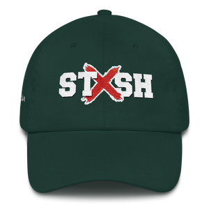 Stash Me® X Dad Hat