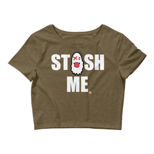 Stash Me® Cropped T-Shirt