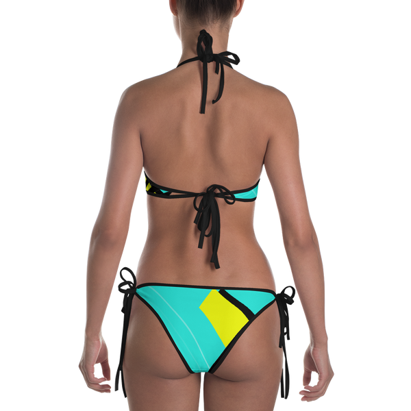 Stash Me® 2 Piece Bathing Suit