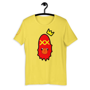 Stash Me - Hot Mustard Ghost T-Shirt