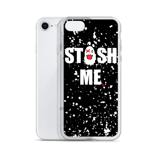 Stash Me® Ghost iPhone Case