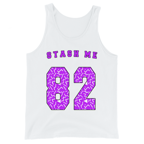Stash Me - 82 Jersey Tank Top