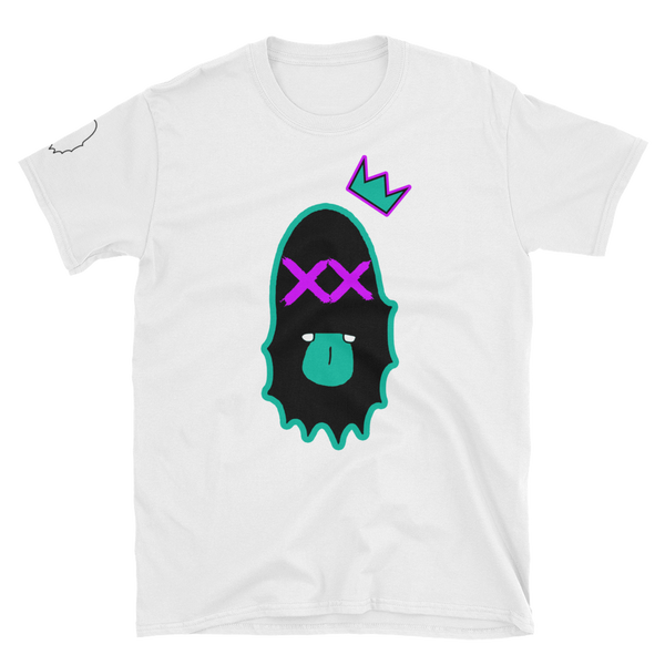 Stash Me - Crowned Ghost T- Shirt