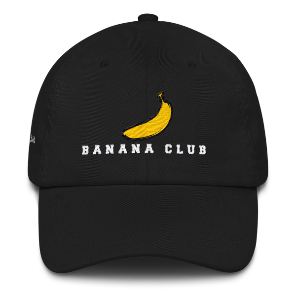 Stash Me® Banana Club Dad Hat