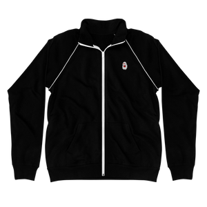 Stash Me - Ghost Fleece Jacket