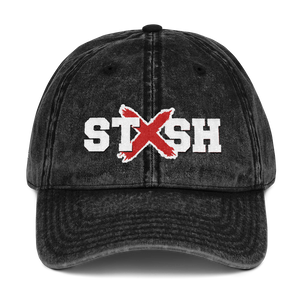 Stash Me® Stash X Vintage Dad Hat
