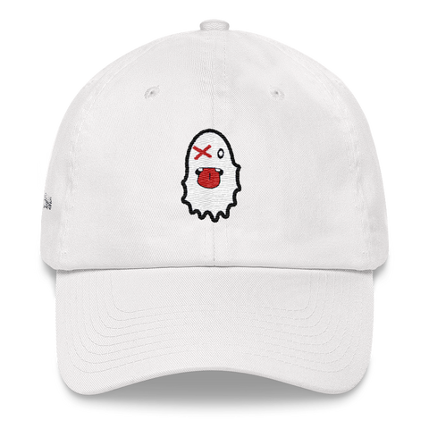 Stash Me® Ghost Dad Hat