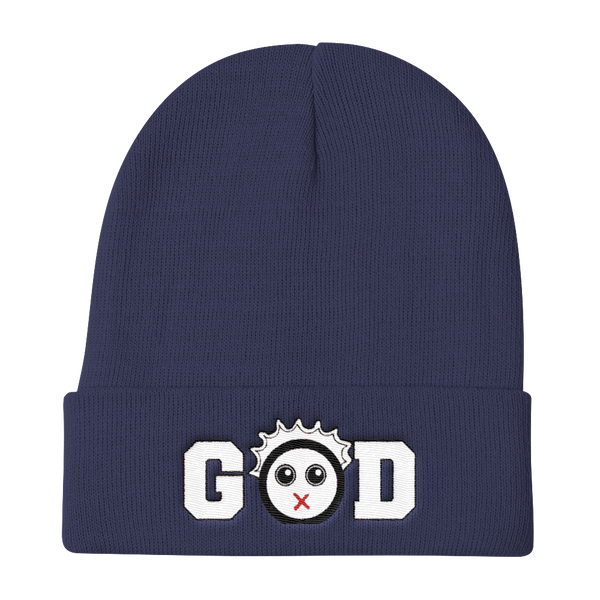 Stash Me® GOD Beanie