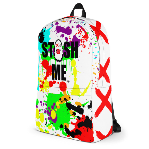 Stash Me® Trashed Backpack