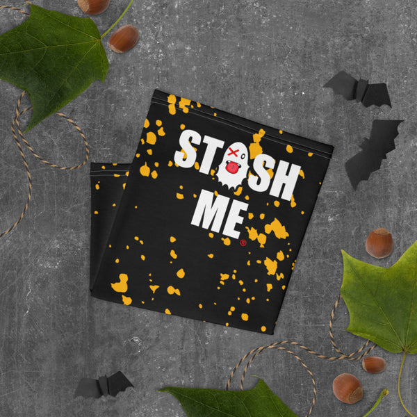 Stash Me - Halloween Edition Neck Gaiter