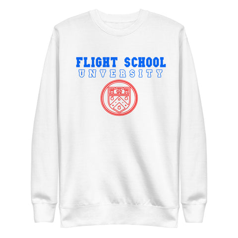 Flight School University - Basic Unisex Fleece