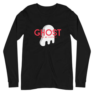 Stash Me - Blinded Ghost Long Sleeve