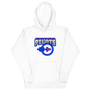 Flight School University - Pilots Team Unisex Hoodie