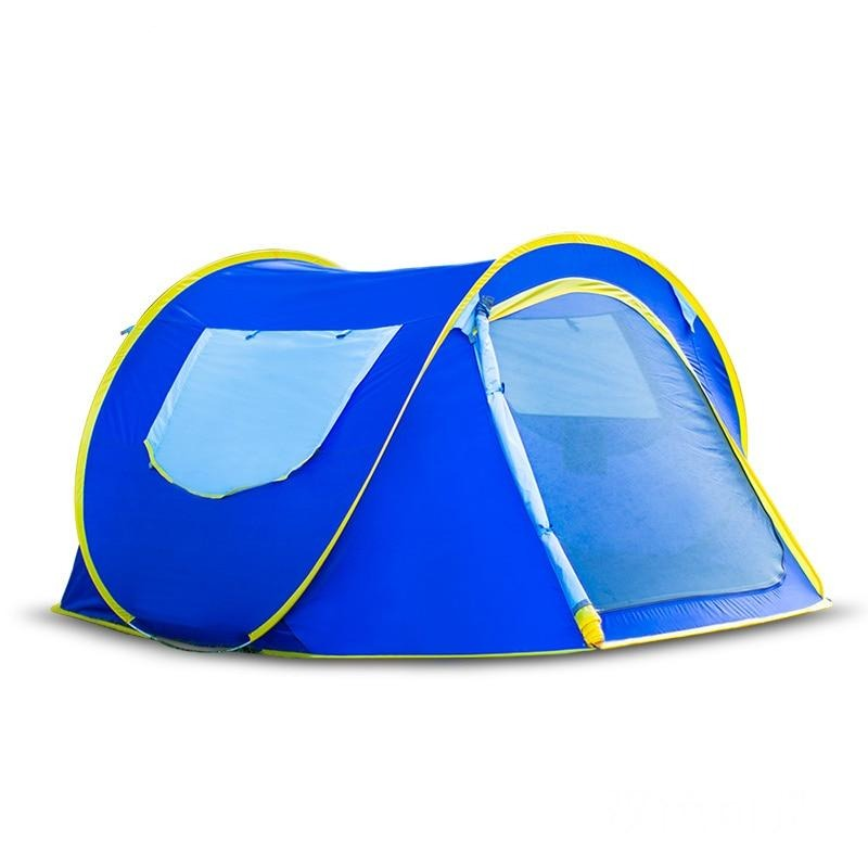 HUI LINGYANG 2-3 Persons Waterproof Pop-up Tent
