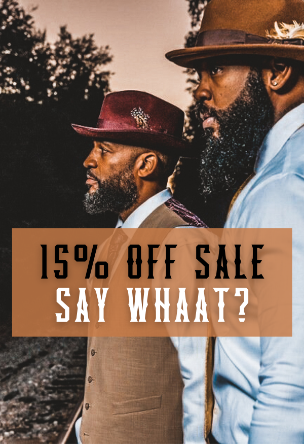 15% Off Sale - Say WHAAT?