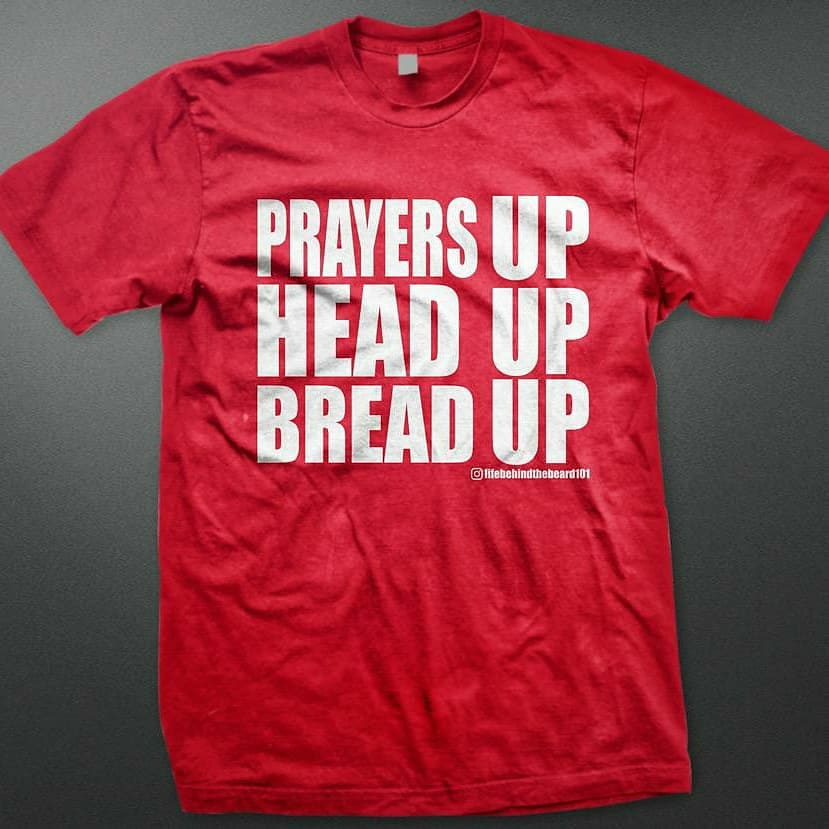 Prayers Up T-Shirt